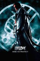 Hellboy movie poster (2004) picture MOV_910c334b