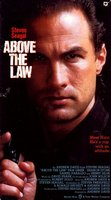 Above The Law movie poster (1988) picture MOV_911112a3