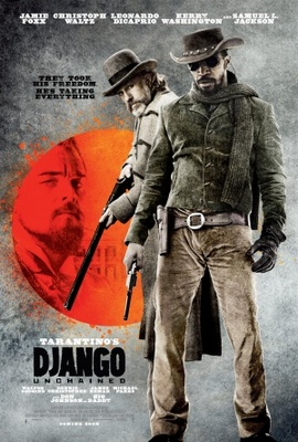 Django Unchained movie poster (2012) poster MOV_911224ac