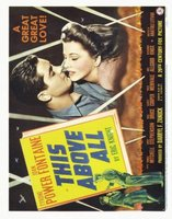 This Above All movie poster (1942) picture MOV_91134c1a