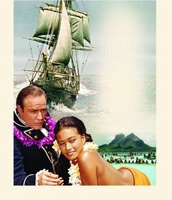 Mutiny on the Bounty movie poster (1962) picture MOV_911bec7a