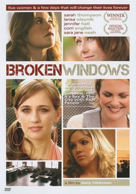 Broken Windows movie poster (2008) poster MOV_912074be