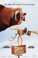 Open Season movie poster (2006) picture MOV_9125bfda