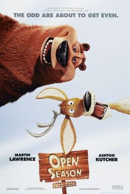 Open Season movie poster (2006) poster MOV_9125bfda
