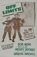 Off Limits movie poster (1953) picture MOV_91272fda