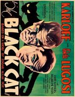 The Black Cat movie poster (1934) picture MOV_913246d4