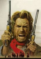 The Outlaw Josey Wales movie poster (1976) picture MOV_9136bbbf