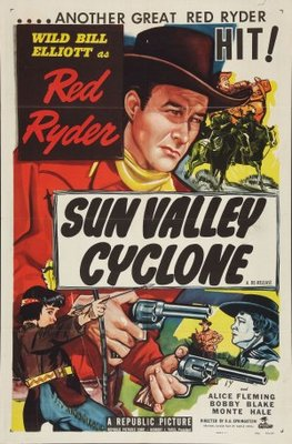 Sun Valley Cyclone movie poster (1946) poster MOV_9136ecc7