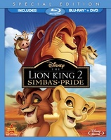 The Lion King II: Simba's Pride movie poster (1998) picture MOV_913d4774