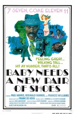 Baby Needs a New Pair of Shoes movie poster (1974) poster MOV_914029ba