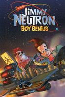 Jimmy Neutron: Boy Genius movie poster (2001) picture MOV_9144ed33