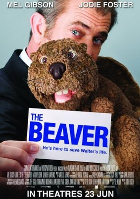 The Beaver movie poster (2010) poster MOV_914507c7