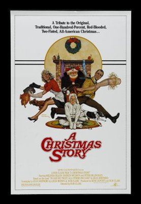 A Christmas Story movie poster (1983) poster MOV_914c9025