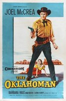 The Oklahoman movie poster (1957) picture MOV_914ecd7b