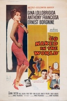 Go Naked in the World movie poster (1961) picture MOV_9154e4ff