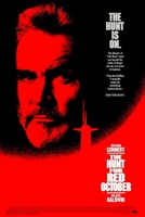 The Hunt for Red October movie poster (1990) picture MOV_dcc3004f