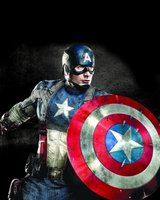 Captain America: The First Avenger movie poster (2011) picture MOV_9158a9e0