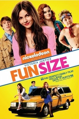 Fun Size movie poster (2012) poster MOV_915a061b