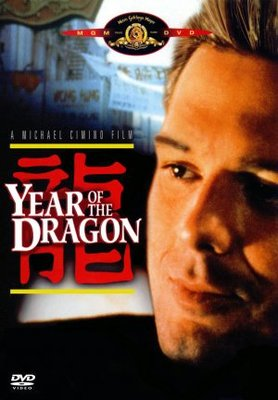 Year of the Dragon movie poster (1985) poster MOV_915a6a30