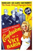 Confessions of a Vice Baron movie poster (1943) picture MOV_916023aa