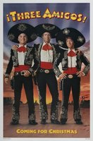 ¡Three Amigos! movie poster (1986) picture MOV_916110af