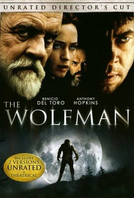 The Wolfman movie poster (2010) poster MOV_916a6479