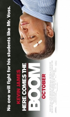 Here Comes the Boom movie poster (2012) poster MOV_916f4d96