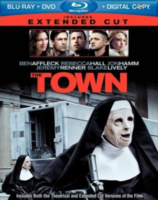 The Town movie poster (2010) poster MOV_91715ece