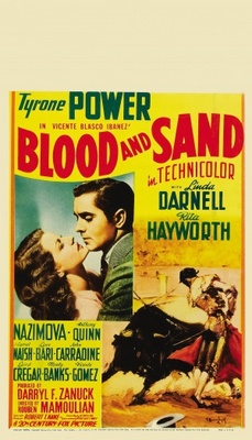 Blood and Sand movie poster (1941) poster MOV_9179ac4a