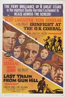 Gunfight at the O.K. Corral movie poster (1957) picture MOV_917cddde