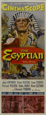 The Egyptian movie poster (1954) poster MOV_917cf3f9