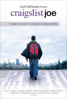 Craigslist Joe movie poster (2010) poster MOV_91809558