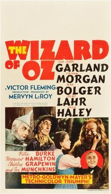 The Wizard of Oz movie poster (1939) poster MOV_9185a98b