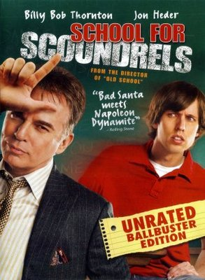 School for Scoundrels movie poster (2006) poster MOV_9189e5d6