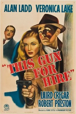 This Gun for Hire movie poster (1942) poster MOV_918a0bc0