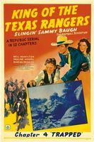 King of the Texas Rangers movie poster (1941) picture MOV_918c94ac