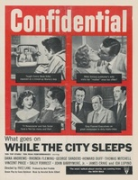 While the City Sleeps movie poster (1956) picture MOV_91951eeb