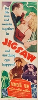 Jigsaw movie poster (1949) picture MOV_91990133