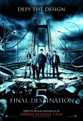 Final Destination 5 movie poster (2011) poster MOV_919ad662