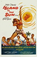 Island in the Sun movie poster (1957) picture MOV_919c62c9