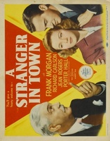 A Stranger in Town movie poster (1943) picture MOV_919c79b6