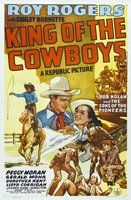 King of the Cowboys movie poster (1943) picture MOV_91a5c96b