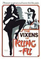 The Vixens of Kung Fu (A Tale of Yin Yang) movie poster (1976) picture MOV_91a8a159