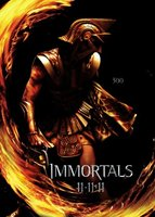 Immortals movie poster (2011) picture MOV_91b77860