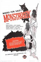 Monstrosity movie poster (1964) picture MOV_91bf5602