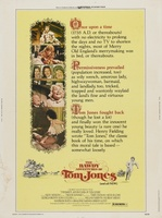 The Bawdy Adventures of Tom Jones movie poster (1976) picture MOV_91c26487
