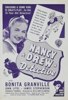 Nancy Drew -- Detective movie poster (1938) picture MOV_91c76d03