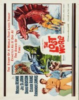 The Lost World movie poster (1960) picture MOV_91c97f6b