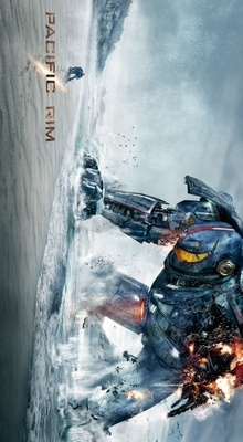 Pacific Rim movie poster (2013) poster MOV_91d6a240