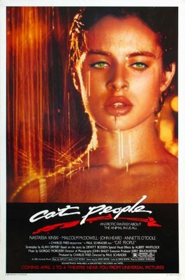 Cat People movie poster (1982) poster MOV_91d796fb